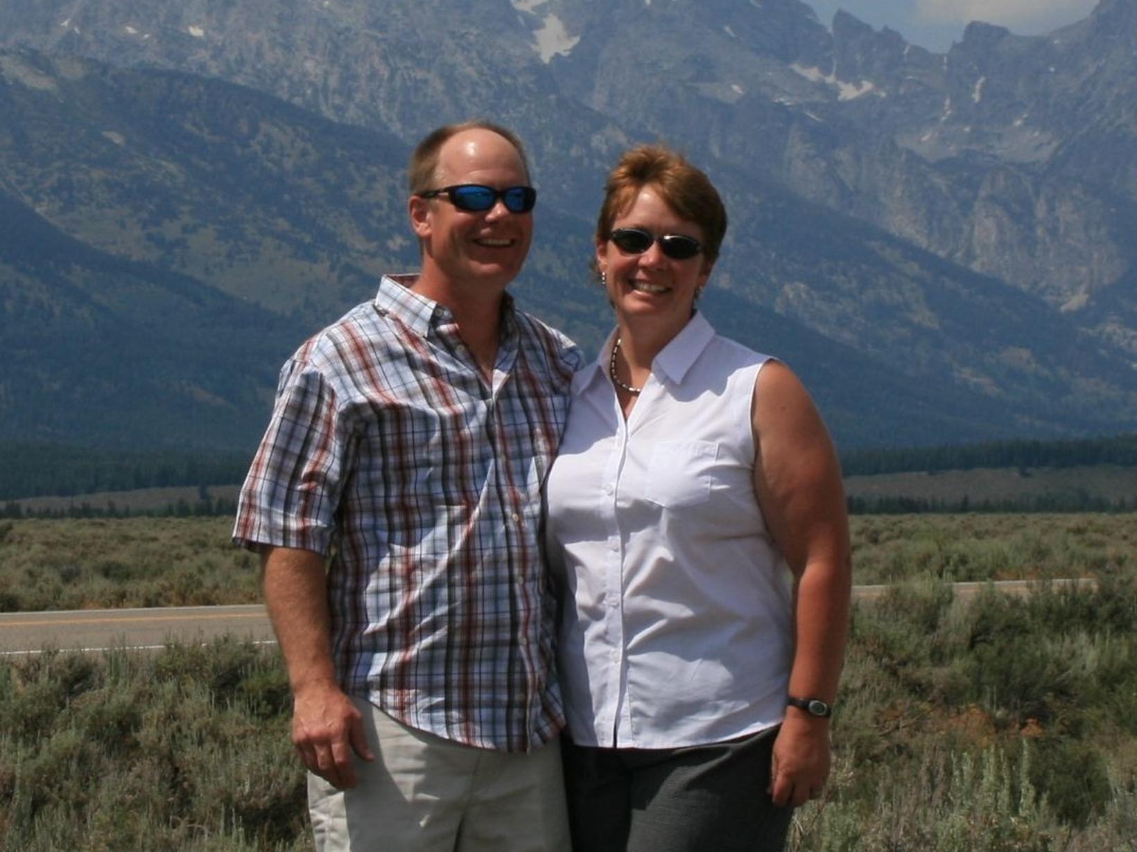 Joyce & Mark from Rigby, Idaho, United States