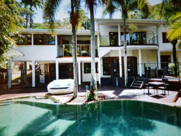 Housesitting assignment in Cairns, Queensland, Australia