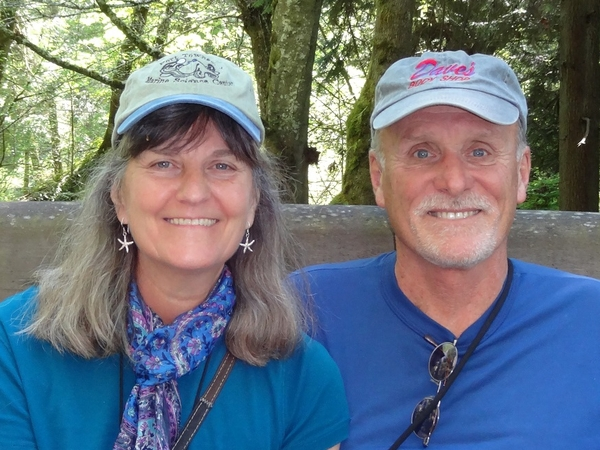 John & Vicki from Cotacachi, Ecuador