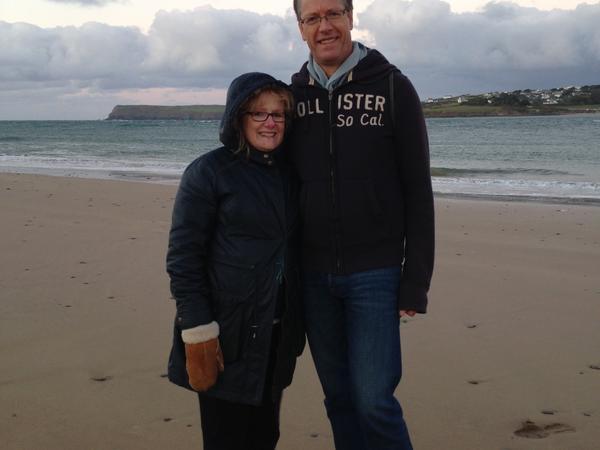 Johanna & Mark from Farnham, United Kingdom
