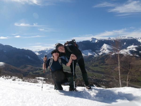 Ian & Carol from Vernoux-en-Gâtine, France