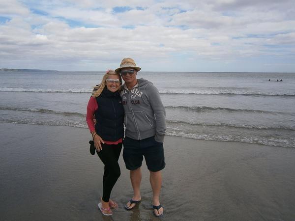 Janine & Asa from Barnsley, United Kingdom