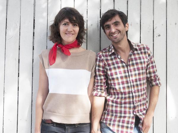 Charlotte & Denis from Montpellier, France