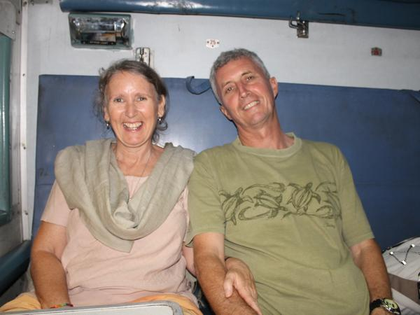 Julie & Nik from Halls Creek, Western Australia, Australia
