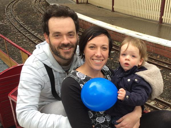 Trudi & Saimon from Greensborough, Victoria, Australia