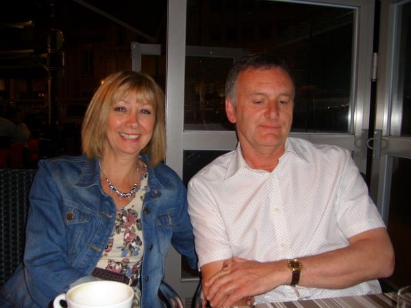 John & Brenda from Cramlington, United Kingdom