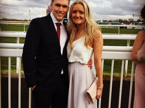Leah & Aidan from Blackpool, United Kingdom