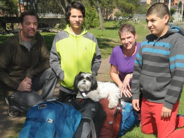 Shane & Katrisha from Cuenca, Ecuador