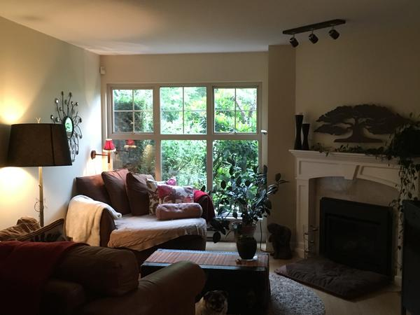 Housesitting assignment in Port Moody, BC, Canada