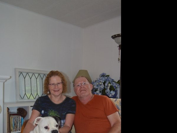Nancy & Gordon from Bluewater, ON, Canada
