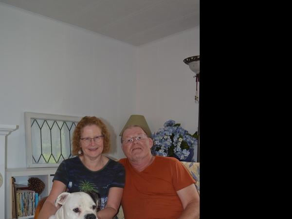 Nancy & Gordon from Bluewater, Ontario, Canada