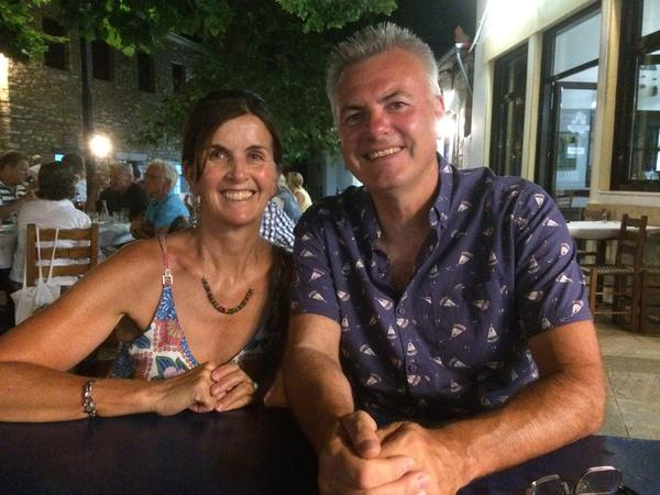 Alan & Janet from Sidmouth, United Kingdom
