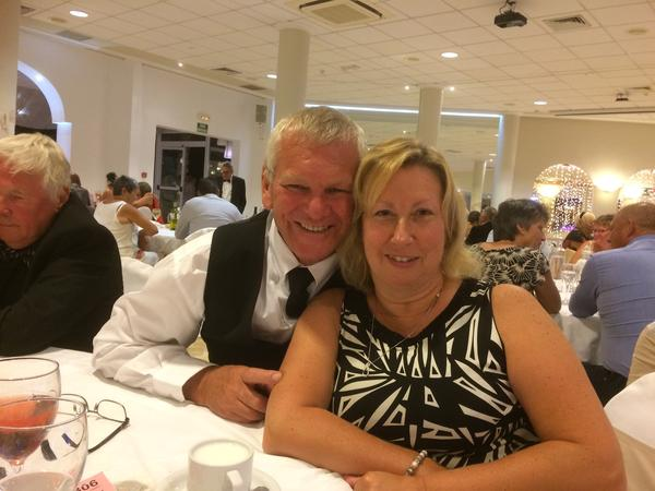 Lorraine & Jeffrey from Nottingham, United Kingdom