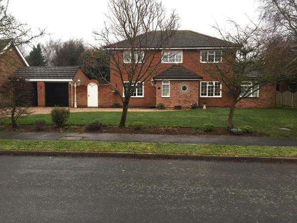 Housesitting assignment in Wellingborough, United Kingdom