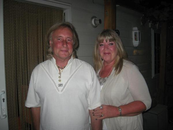 Maureen & Graham from Pitres, Spain