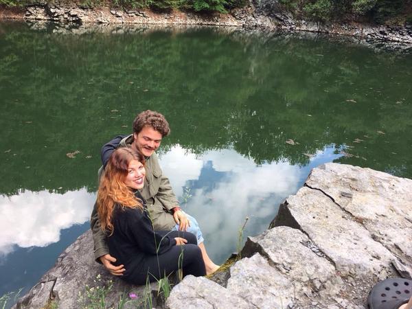 Janine & Matthias from Cluj-Napoca, Romania