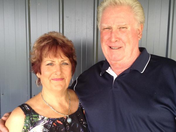 Lynette & Louis from Murwillumbah, NSW, Australia