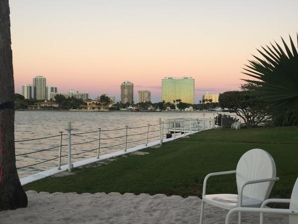 Housesitting assignment in Miami Beach, Florida, United States
