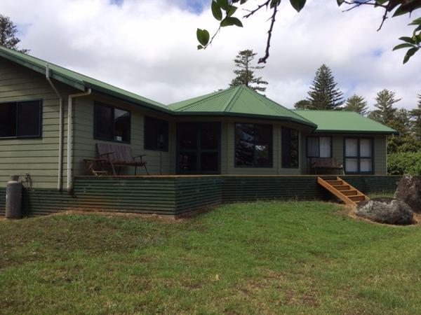 Housesitting assignment in Burnt Pine, Norfolk Island