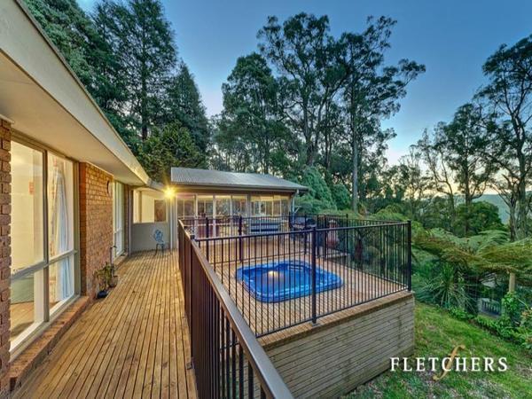 Housesitting assignment in Kallista, Victoria, Australia
