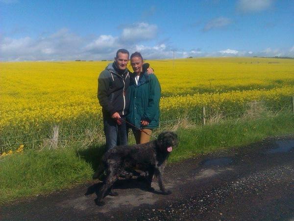 Lee & Karen from Wolverhampton, United Kingdom