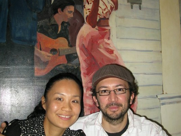 Jude & Satoko from New Orleans, LA, United States
