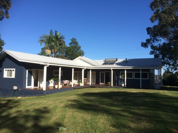 Country retreat, Northern NSW