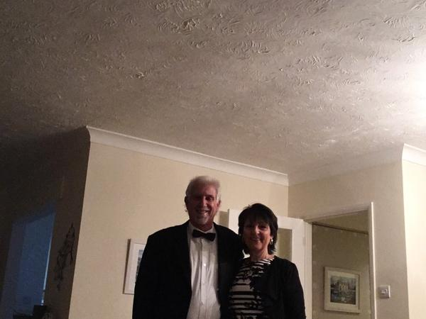 John & Helen from Finchampstead, United Kingdom