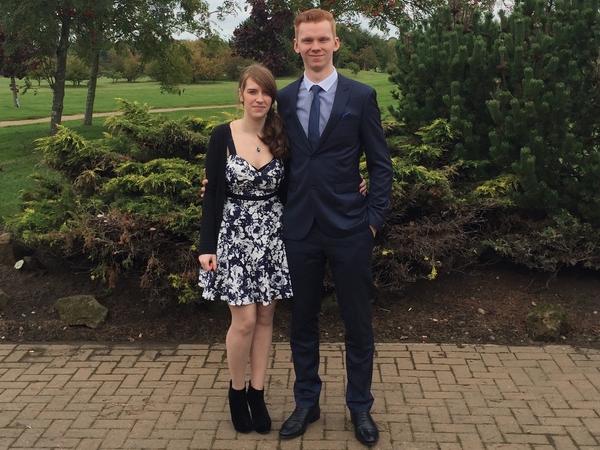 Emma & Mike from Tamworth, United Kingdom