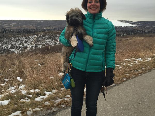 Cindy from Calgary, Alberta, Canada