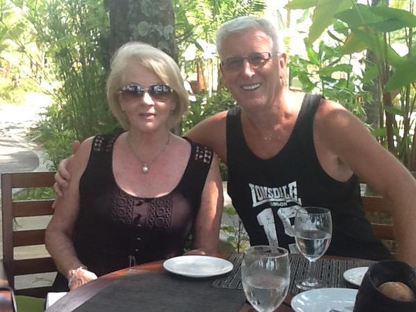 Bernie & Judi from Mandurah, WA, Australia