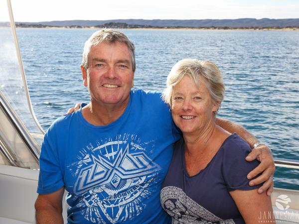 Jenny & Terry from Cobden, VIC, Australia