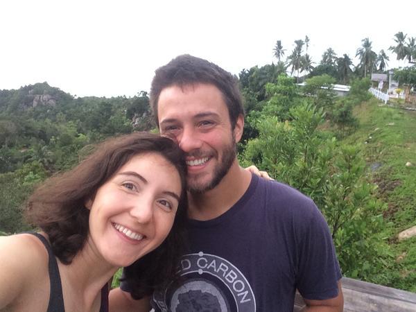 Joel & Kimberly from Bangkok, Thailand