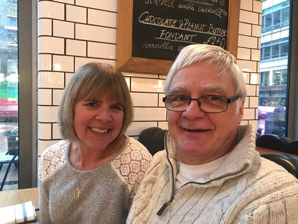 Jenny & John from Aylesford, United Kingdom