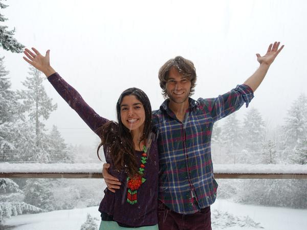 Jared & Daiana from Kenora, ON, Canada