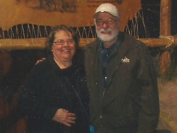 Roger & Marilyn from Waubay, SD, United States