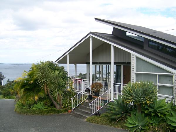 Housesitting assignment in Leigh, New Zealand