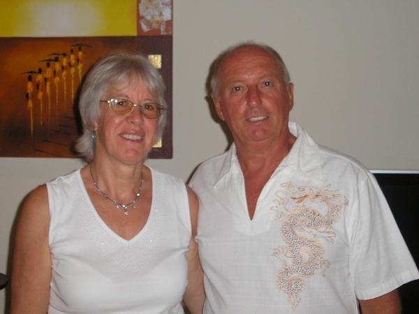 Rita & Ken from Oddington, United Kingdom
