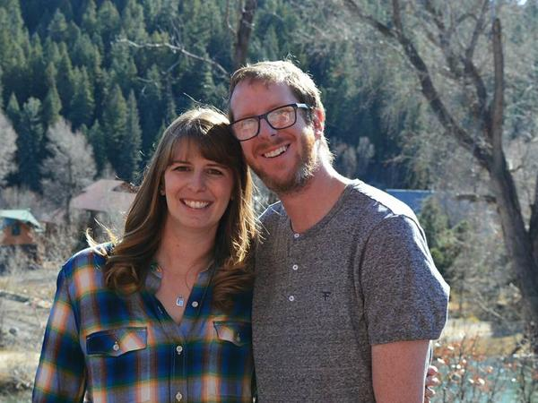 Kristine & Jason from Los Alamos, New Mexico, United States