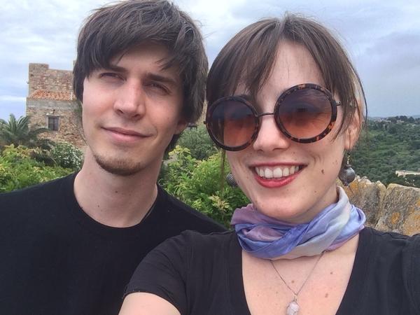 Megan & Nicholas from Isola di Capo Rizzuto, Italy