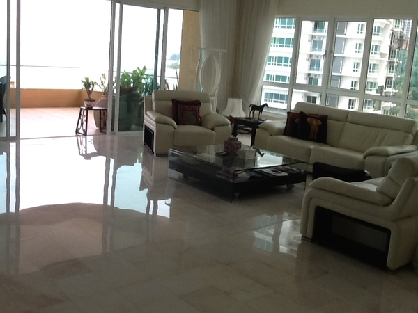 Luxury Penang condo with large balconies overlooking beach available for three to four weeks May/June 2016
