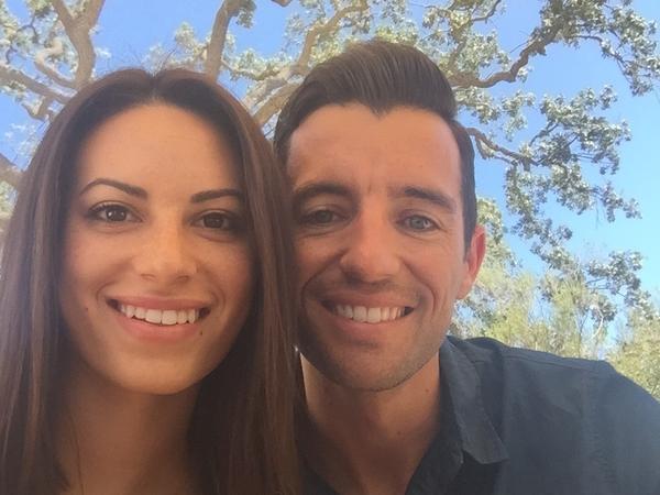 Xima & Kerry from Santa Barbara, CA, United States