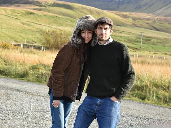 Tatiana & Balint from Oban, United Kingdom