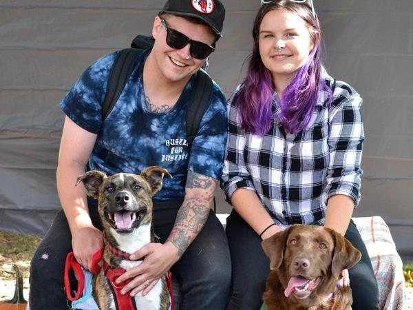 Charlotte & Josh from Pasadena, Maryland, United States