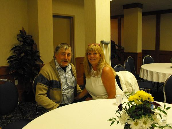 Darlene & Brian from Vernon, British Columbia, Canada