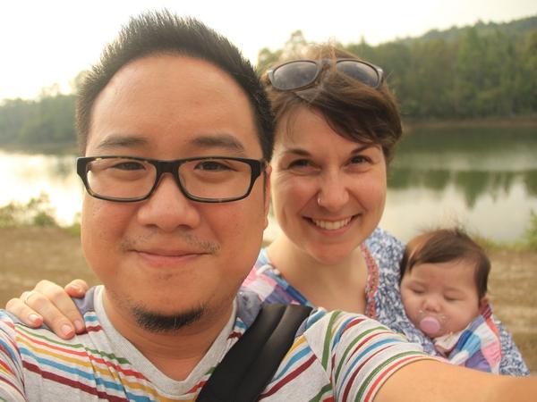 Joanna & Piyabutr from Bangkok, Thailand