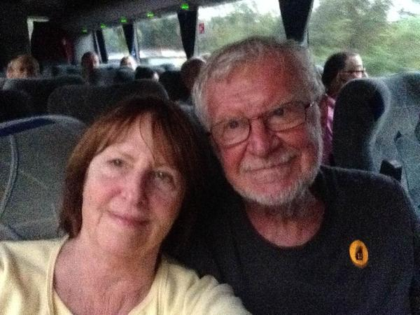Janet & Wally from Owen Sound, ON, Canada