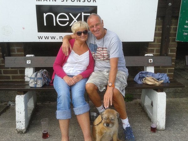 Colin & Clare from York, United Kingdom