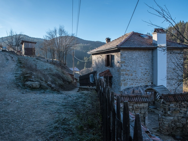 Housesitting assignment in Smolyan, Bulgaria