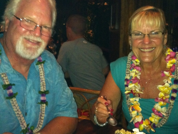 Roger & Cheryl from Hawaiian Acres, HI, United States